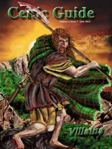 Villains - Celtic Guide