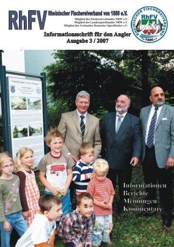 Bezirk Sieg; Bezirksjugendseminar 2007 - Rheinischer ...