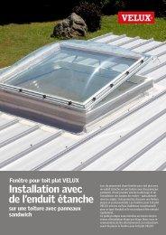 Fiche d'installation (PDF) - Velux