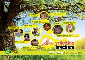 Tielt - Winge juli – december 2012 - gemeente Tielt-Winge