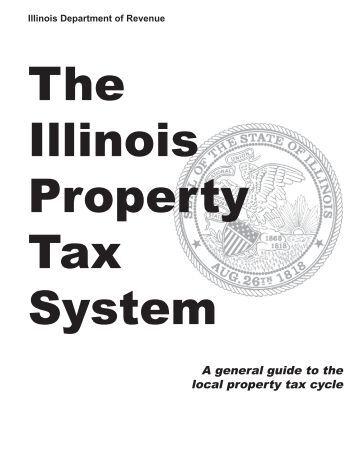 Illinois Property Tax Cycle