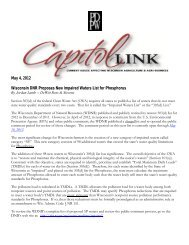 Capitol Link ~ May 2012 (pdf) - Professional Dairy Producers of ...