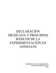 declaración mexicana