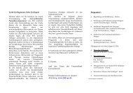 Einladung Neujahrssymposium Nicht barrierefrei, Flyer, PDF , 146.2 ...