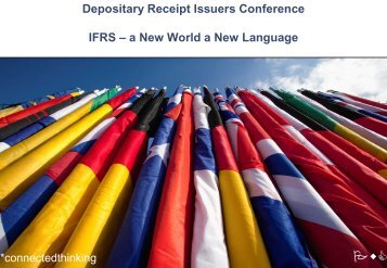 Regulatory Updates - Depositary Receipt Issuers' Conference
