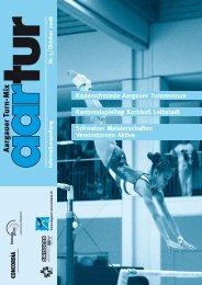 Ausgabe 05_2008 - Aargauer Turnverband