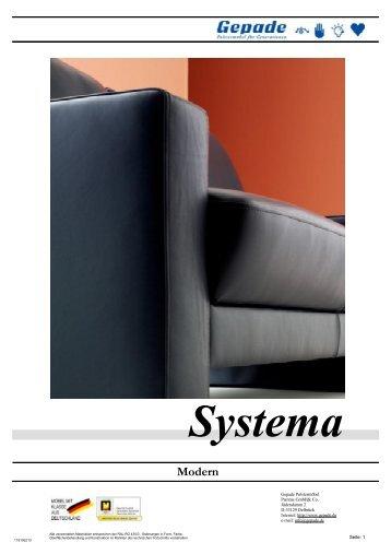 Modell: Systema