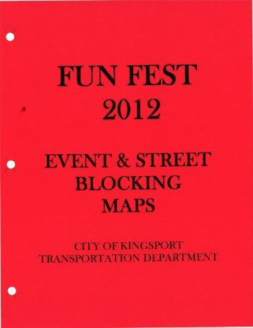 FUN FEST 2012 - The City of Kingsport