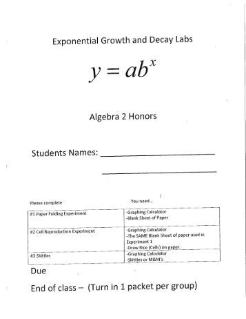 honors algebra 2 summer worksheet 2 due the first day of class. Black Bedroom Furniture Sets. Home Design Ideas