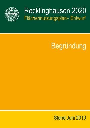 Deckblatt Layout FNP Offenlegung Stand Juni 2010.pub