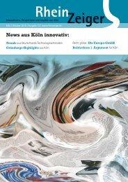 News aus Köln innovativ: - RheinZeiger