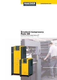 SM 5.5–9 kW - Kaeser Kompressoren sro