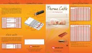 Therma Cable Therma Cable - Hydro Smart