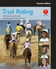 L13 TEpp Trail Riding