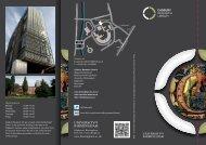 Special Collections brochure - University of Birmingham