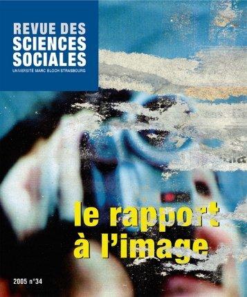 Même - Revue des sciences sociales