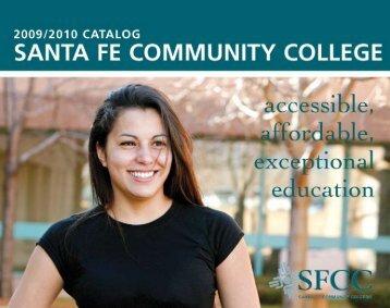 Part One - Santa Fe Community College