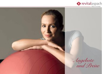 Medical Spa - Revital Aspach