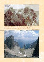 """""""Nel carattere del magnifico scenario delle montagne friulane vicino ..."""