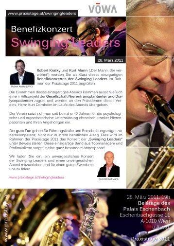 Swinging Leaders