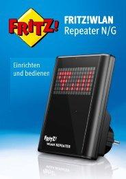 FRITZ!WLAN Repeater N/G - Technik-und-Elektronik.de