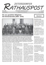 Heidenreichstein meine stadt singlebrse, Esternberg frau