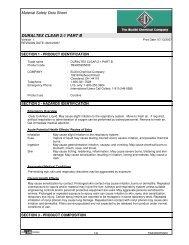 DURALTEX CLEAR 2:1 PART B - masco.net
