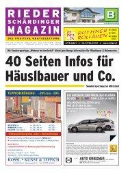 KÖSSL • KUNST & TEPPICH - Rieder Schärdinger Magazin
