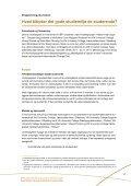 Hvad tilbyder det gode studiemiljø de studerende? - DEFF - Page 4
