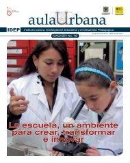 Magazin Aula Urbana Edición numero 78 - IDEP