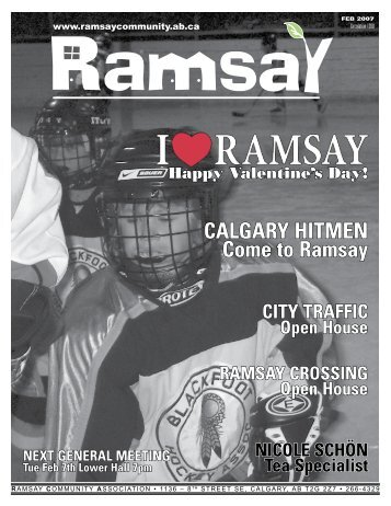 February 2007 - Ramsay Community Association