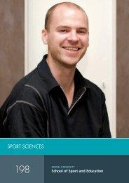 Sport ScienceS