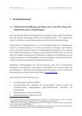 Ex-ante-Evaluierungsbericht zum OP EFRE 2007-2013 - Page 7
