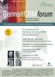 """Für Entscheider aus Marketing, Vertrieb und CRM Alles """"Social ..."""