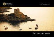 scarica il Calendario 2013 - Provincia di Cosenza