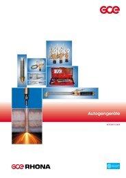 Autogengeräte - GCE
