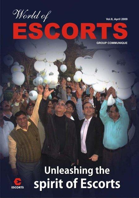 Vol 8 April 2009