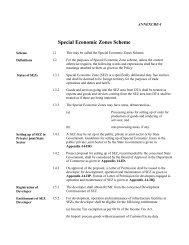 Special Economic Zones Scheme - Noida Authority Online