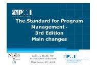 2. Program Management 3rd Edition - PMI-NIC