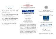 La brochure del corso - Asgi