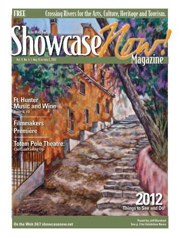 Magazine - Home - ShowcaseNow!