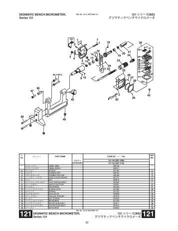 Awesome Digimatic Bench Micrometer Series 121 121 Aaa Aafaaa Camellatalisay Diy Chair Ideas Camellatalisaycom