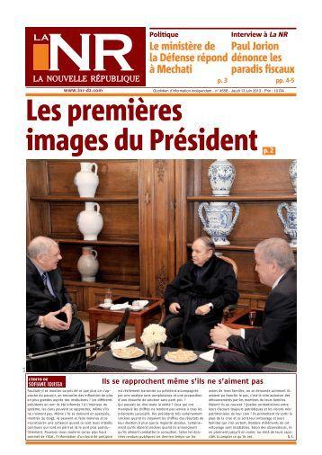 Page 01-4658CSEAREZKI - La Nouvelle République