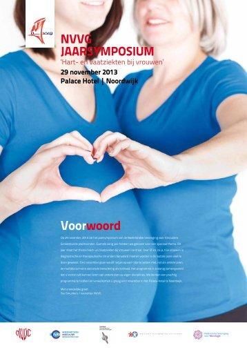 Download hier de uitnodiging - Nederlandse Vereniging voor ...