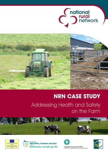 Addressing Health and Safety on the Farm - National Rural Network