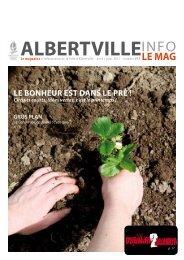 LE MAG - Ville d'Albertville
