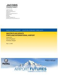 master plan update portland international airport - PDX Airport Futures