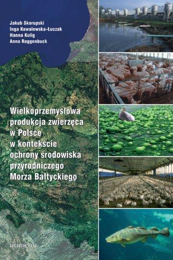 Wielkoprzemysłowa produkcja zwierzęca w ... - Baltic Green Belt