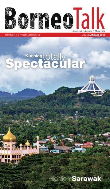 Spectacular - BorneoTalk Official Website
