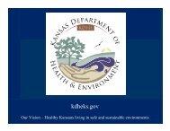 Vapor Intrusion Mitigation Kansas Dry Cleaning Program (PDF)